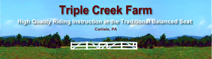 Triple Creek Farm